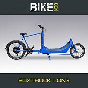 BOXTRUCK LONG - вантажний електровелосипед Доставка з Чернігів