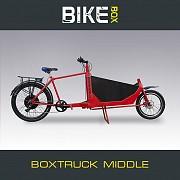 BOXTRUCK MIDDLE - вантажний електровелосипед Чернігів