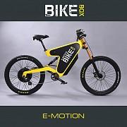 E-MOTION - електровелосипед для активного катання Чернігів