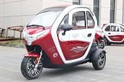 Електричний скутер (моторолер) із закритою кабіною триколісний Київ