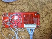 BMS 13s 20A Li-Ion / LiFePO4 PCM-L13S20-340 (A) 136mm * 55mm Біла Церква