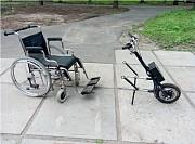 Електричний привід-приставка для інвалідного візка Київ