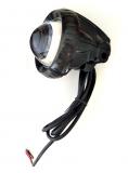 Мото вело фара 10w 12-80В не сліпить (обмеження по вертикалі світлового плями) Chong Chuang Київ