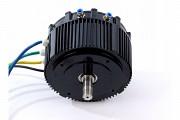 Бесщеточний електродвигун HPM5000B (BLDC) 5000 Вт 72В з рідинним охолодженням Біла Церква