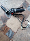 Ручка газу + ричаг гальма електроскутер електромотоцікл Полтава