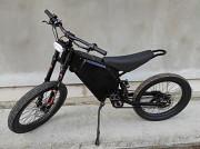 Cyclone bike 6 квт електро байк електро велосипед електровелосипед мото 3квтч 7кВт 70км на годину Київ
