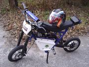 Мини-мото (электромотоцикл) детский/подростковый 36v 250w Li-ion АКБ Полтава