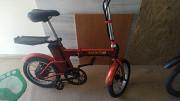 Электровелосипед компактный 36 в 350ват, скорость 24-28 Біла Церква