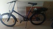 Электровелосипед Салют 24'*2 36v 9Ah, мотор 36v 350W Біла Церква